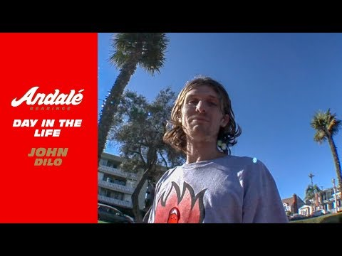 Andalé Bearings Day In The Life: John Dilo