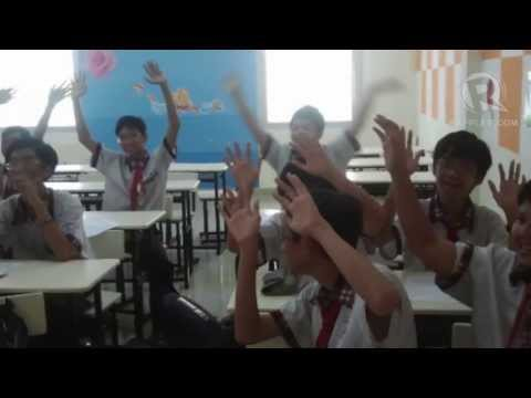 Filipino teachers educate Vietnamese students in English