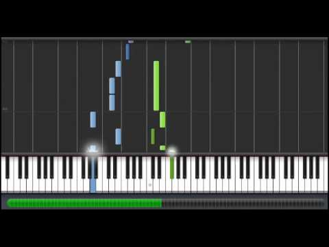 (how To Play) Doraemon No Uta (doraemon Theme Anime) On Piano (100%) video