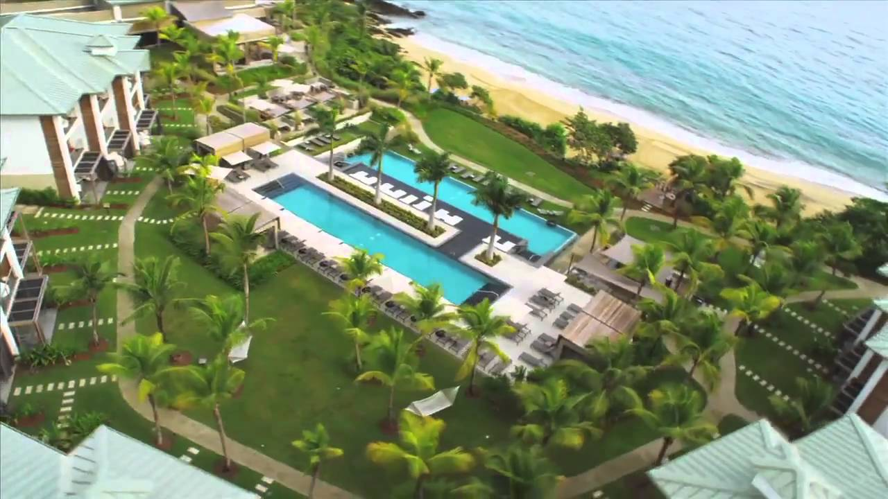 W Hotel Vieques Youtube