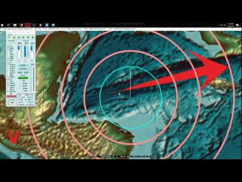 1/10/2018 -- Large M7.6 Earthquake in Caribbean -- Major seismic unrest across Pacific