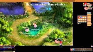 Song of Solaris браузерная игра Геймплей