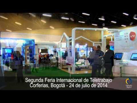 Segunda Feria Internacional de Teletrabajo