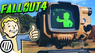 Fallout 4 PipBoy Edition Unboxing & Review + App Gameplay