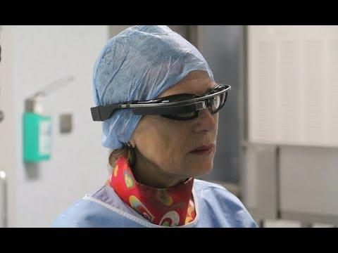 Google Glass in sala operatoria, Humanitas il primo ospedale in Italia