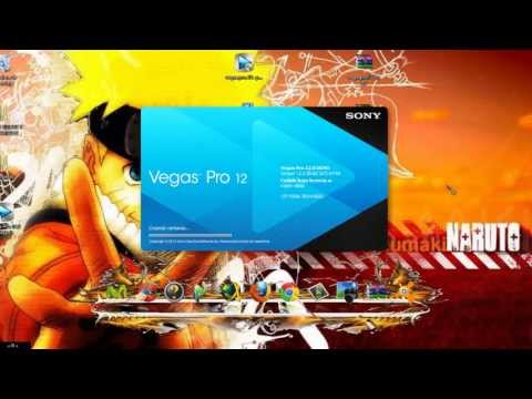 Descargar Sony Vegas Pro 12 Full Para Windows 8 de (64 bits) 100%