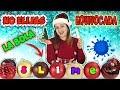 NO ELIJAS LA BOLA DE NAVIDAD EQUIVOCADA Don T Choose The Wrong Christmas Ornament Slime Challenge mp3