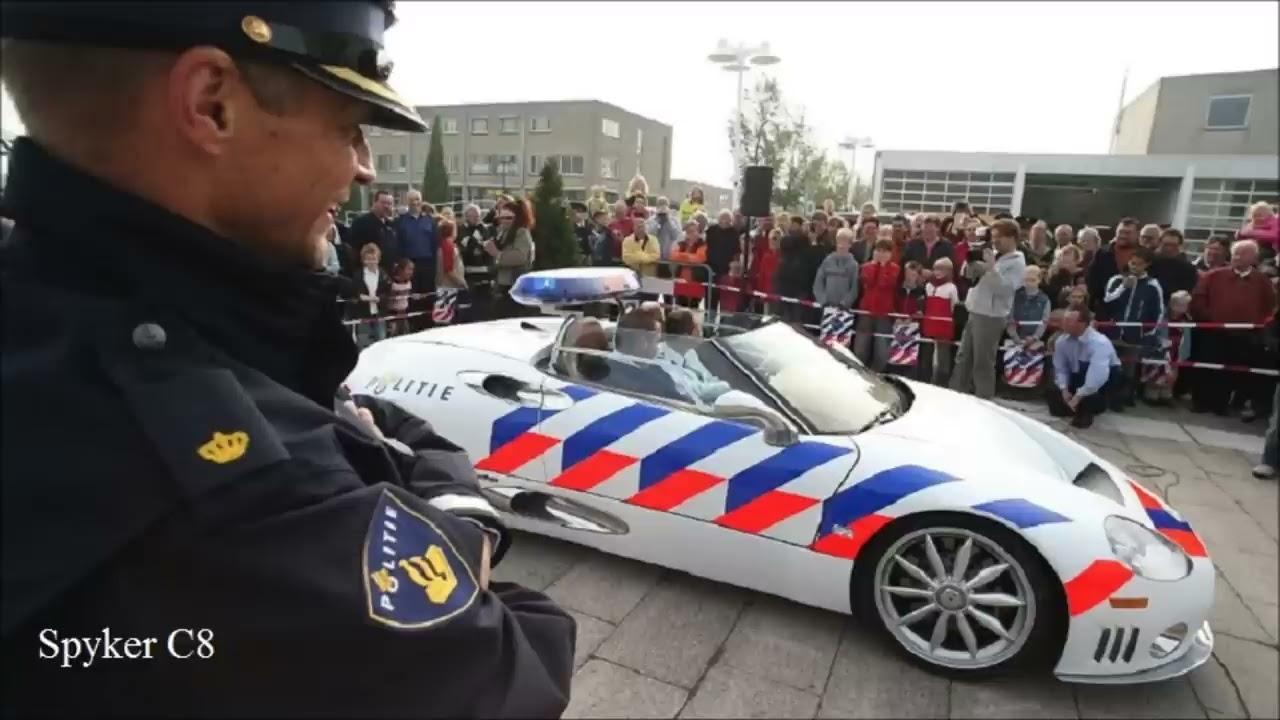 top fast police cars in the world dubai vs germany vs uk. Black Bedroom Furniture Sets. Home Design Ideas