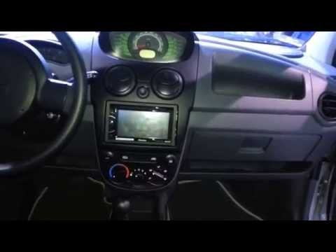 Chevrolet Spark Life 2015 Video Interior Colombia