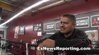 Robert Garcia Jose Benavidez Beat Mauricio Herrera Esnews
