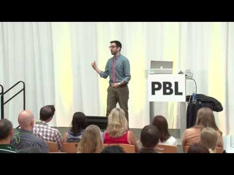 Sam Seidel Keynote - PBL World 2013
