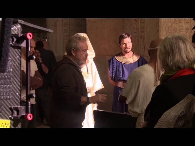 Exodus: Gods and Kings -- The World Featurette -- Regal Cinemas [HD]