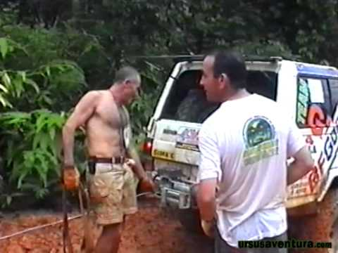 Rainforest Challenge Malasia 1999