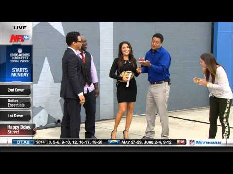 A Treat for the Ages: Molly Qerim thumbnail
