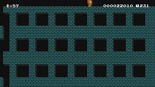 A Minus World? by Javier - Super Mario Maker - No Commentary