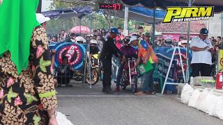 Pembalap Ini Ngamuk Di Depan Bupati Kebumen  Breket 9 Kejurnas Dragbike 2017