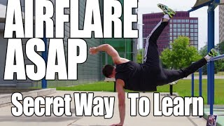 Do One Airflare in Only 5 Minutes | Learn Breakdance ASAP