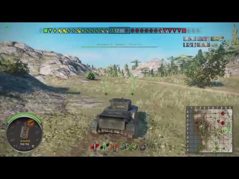 World of Tanks - Ps4 - Snakebite - South Coast - Ace Tanker - 3 Man Platoon Fun