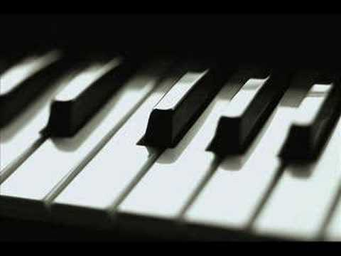 Silence - me and my piano