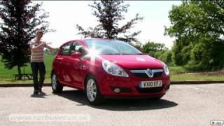 Vauxhall Corsa review - CarBuyer
