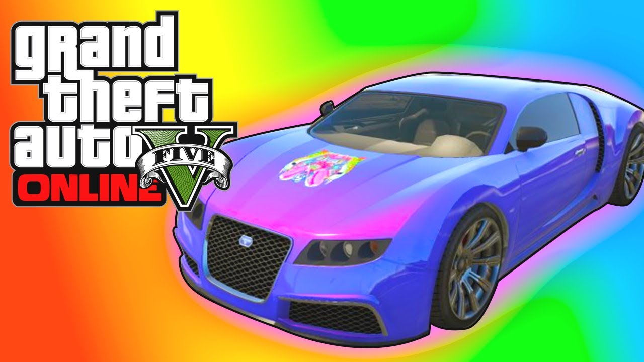 Gta Online Crew Colors Gta 5 Online Secret Crew
