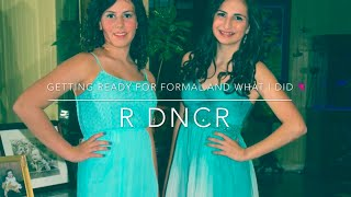 get ready with me~ formal edition || R DNCR