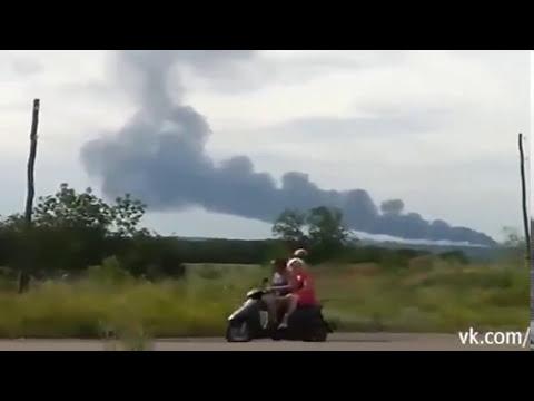 [Lengkap] Detik Detik jatuhnya MH17 ditembak Misil di perbatasan rusia-ukraina