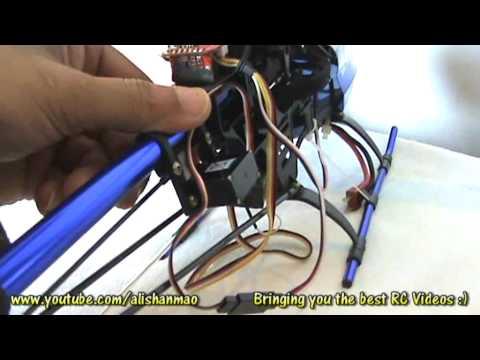 ESKY Helis Belt CP V2 Always Spinning Issue Fix