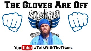 Guerrilla Hebrew - Gloves Are Off | TALK WITH THE TITANS