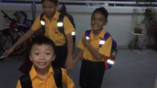 Don 39 S First Day In Yumin Primary School Part 1 03 01 2017