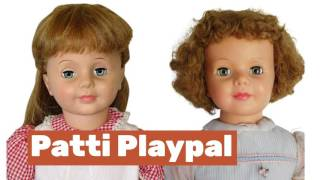 You Were a Child of the 1950s and 1960s if You Remember These Dolls