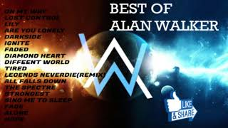 BEST OF ALAN WALKER NEW |  TOP 20 AW SONGS | ONE HOUR OF AW | SUBSCRIBE NOW | PARTY GAMING MIX