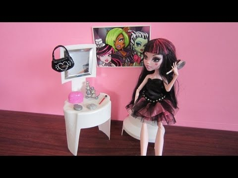 How to make a doll vanity - EP
