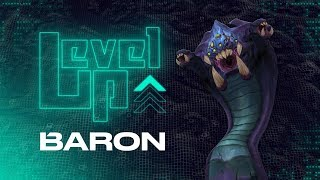 Level Up: Setting up Baron