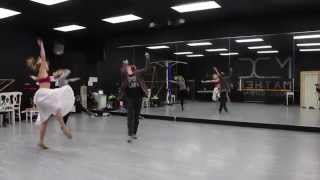 Chloe Solo Rehearsal - Alice | Team Chloe Dance Project