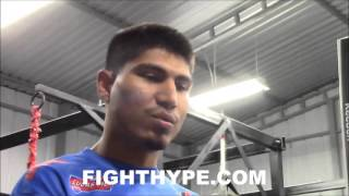 ROBERT GARCIA REVIEWS CANELO'S WIN OVER COTTO; SAYS IT WAS CLOSE AND HAD IT EVEN AFTER 10