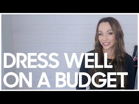Dress Well On A Budget - Secrets Of A Stylist
