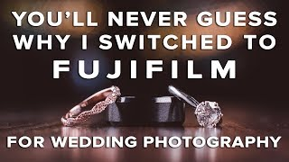 Switching to FUJI from NIKON Full Frame for WEDDING PHOTOGRAPHY | D750 vs XT3