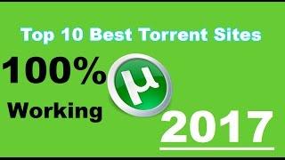 Top 10 Best Torrent site 2017 in world.