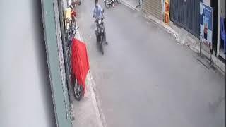 Trộm xe trước người dân chúng thật táo tợn #tromcuopnguyhiem