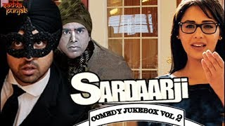 Sardaar Ji Comedy Jukebox Vol 2  Comedy Scenes  Sa