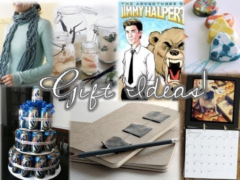 Last Minute DIY Gift Ideas!