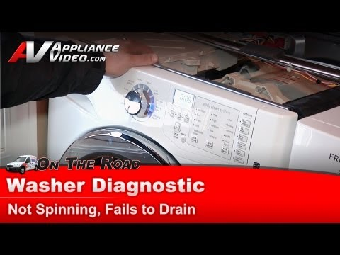 Frigidaire Washer January 2015