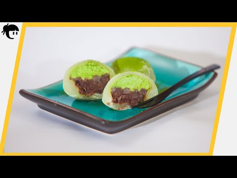 Recetas japonesas: como preparar Daifuku Mochi / Cocina Japonesa con Taka Sasaki