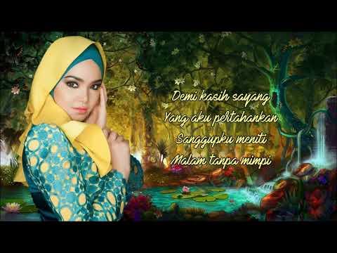 Download Demi Kasih Sayang (Siti Nurhaliza) Mp4 baru