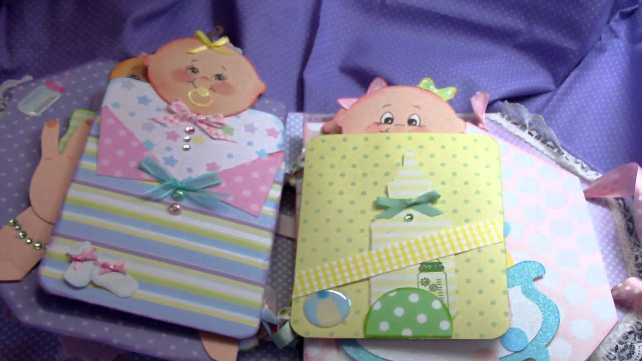 Как сделать книгу для новорожденного своими руками