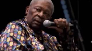 B B King The Thrill Is Gone Live