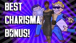 Fallout 4 - Best Charisma Bonus - Agatha's Dress and Reginald's Suit Location Guide