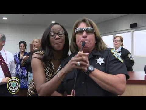 Orange County Corrections Dept. Keep Dancing Orlando