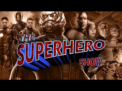 What Will Be The Best Superhero Movie Of 2015? - The Superhero Show video